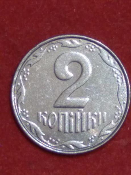 2 копейки 2008 года Украина