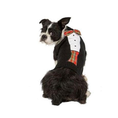 Prom9cja ! Elegancki sweterek dla psa SMOKING rozmiar XS