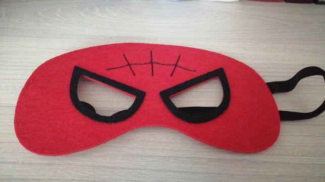 Маска Человек-паук новая карнавал новый год вечеринки ДР
