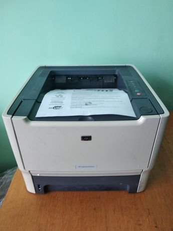 Принтер HP Laser jet P2015d