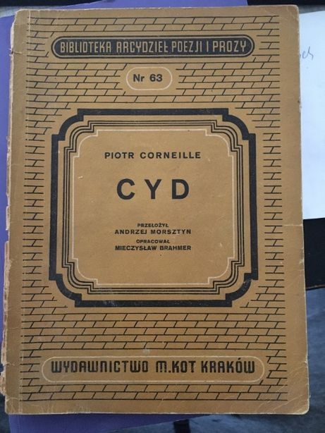 Cyd - Piotr Corneille