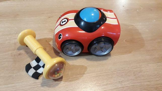 Samochodzik wyścigowy