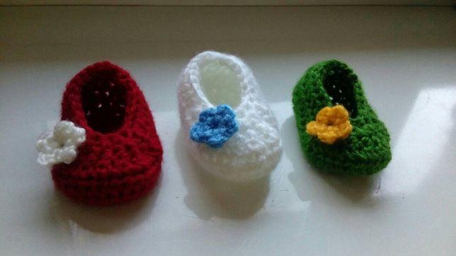 Buciki niemowlęce dowolne kolory