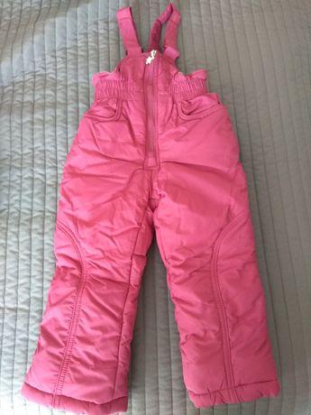 Spodnie zimowe ocieplane 86