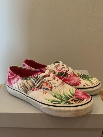 Biale buty vans hawajskie r. 35