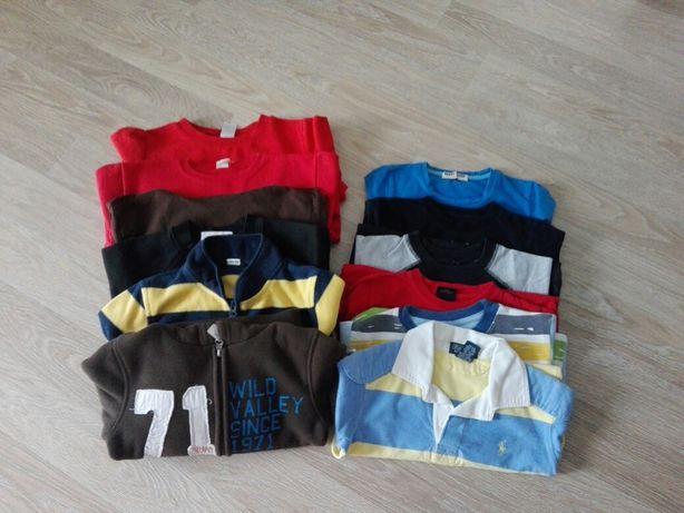 Bluzy,koszulki dla chłopca 4,5,6 lat