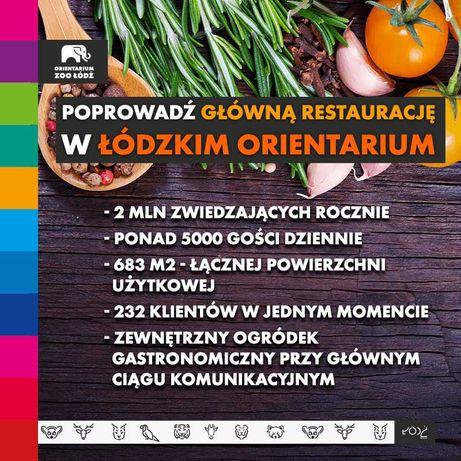 Lokal w Orientarium - ZOO Łódź
