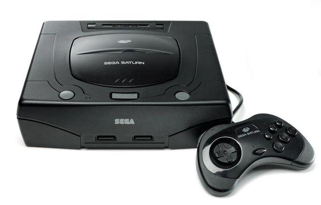 Sega Saturn e Virtua stick