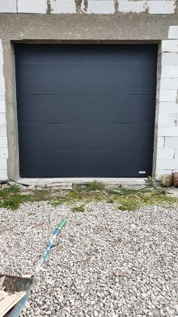 Brama Garażowa Segmentowa 320x250