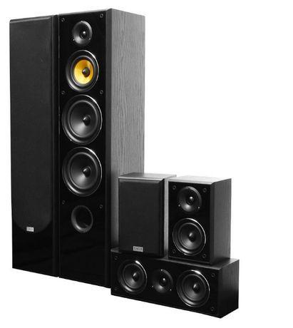 Zestaw kolumn 5.0 Taga Harmony TAV-606 v.3 kino domowe, głośniki