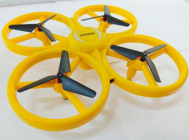 Квадрокоптер дрон, жестовое управление, для детей и начинающи дронеров