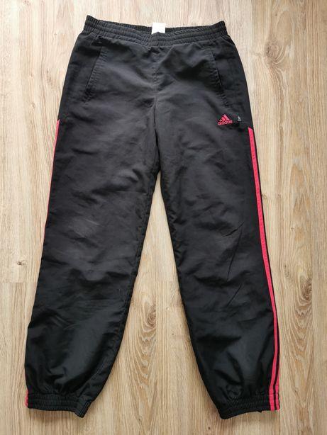 Dresy czarno różowe adidas