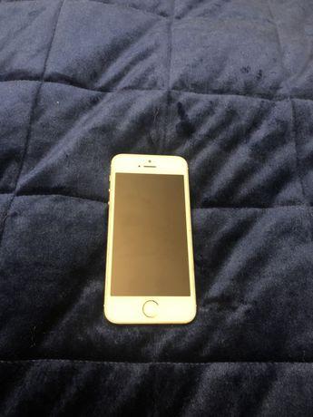 Apple iPhone 5s 16gb biało złoty