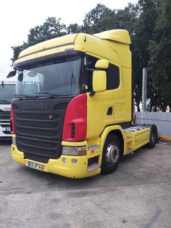 2 Scania  Higline 420 Euro5 d 2010
