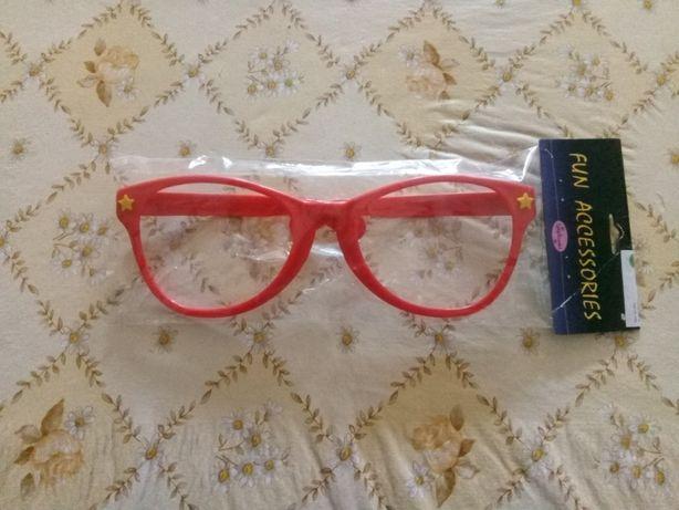 Óculos de Carnaval