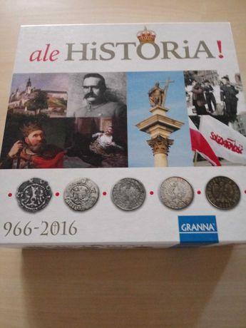 "gra planszowa ""Ale Historia"""