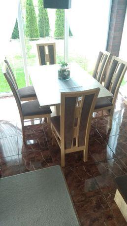 krzesła do jadalni 6 sztuk