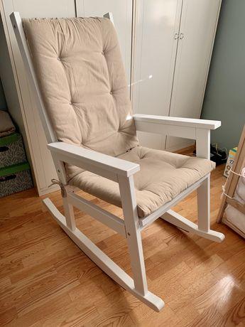Fotel bujany, bujak Pinio