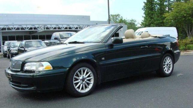 Volvo c70 cabrio de 1999, como novo. 224 cv, raro.