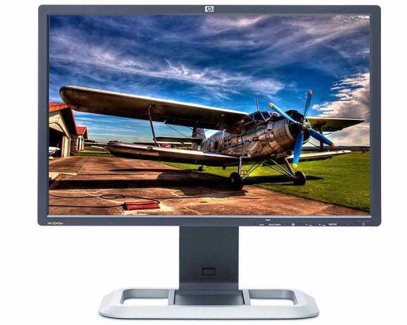 Монітор 24'' HP LP2475W S-IPS / царапинки / DVIx2, HDMI, DisplayPort