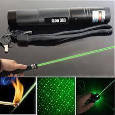 Laser Modelo 303 Verde