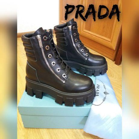 Sale! Ботинки 36 37 38 39 40 женские кожаные balenciaga dr.martens
