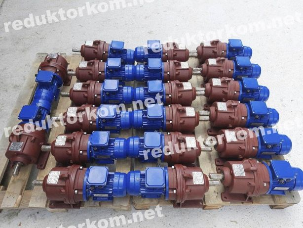Мотор-Редукторы 4МП-25 4МП-31,5 4МП-40 4МП-50 4МП-63 3МП