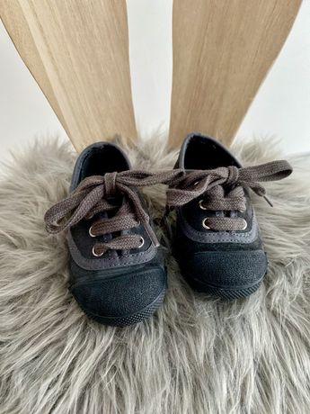 Nowe skórzane buciki Zara r. 18