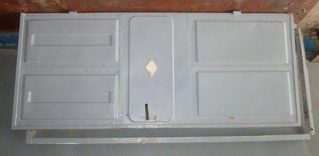 Дверь металлическая добротная