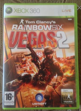 Rainbow Six Vegas 2 X360 XOne