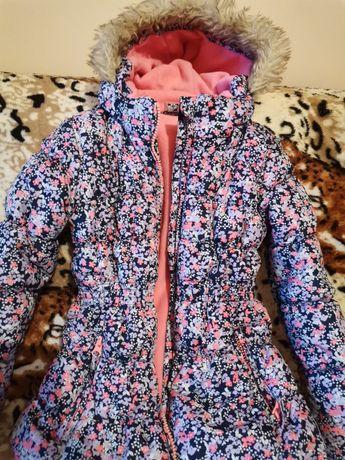 Куртка зимова 5-7років.