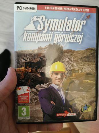 Gra PC - Symulator kompanii górniczej