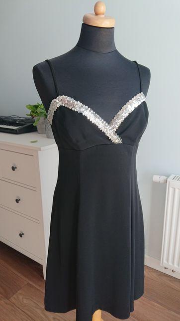 Sukienka mała czarna rozmiar S