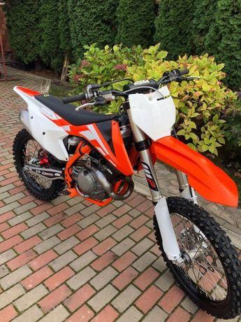 Продам кроссовый мотоцикл KTM sx-f 450