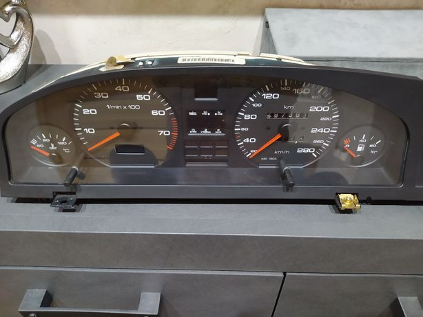 Licznik Audi 100 C4 2.8 Quattro manual