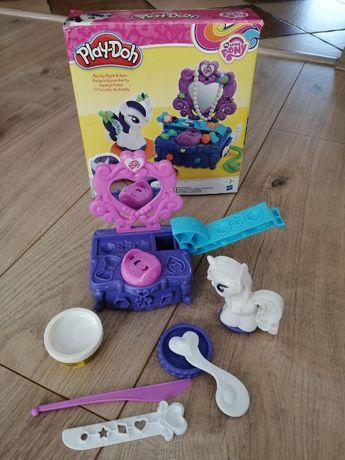Play Doh, zestaw kreatywny Kucykowy