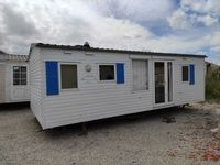 Casa Móvel / Mobile Home Nº 1002 ATLAS BELISIMO T2 8,80x4m