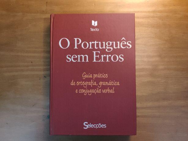 Português Sem Erros Guia Prático Ortografia Gramática Conjugação Verba