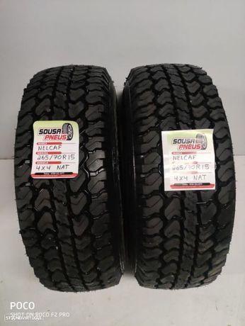 2 pneus novos 265/70R15 - Nelcaf - Oferta dos Portes