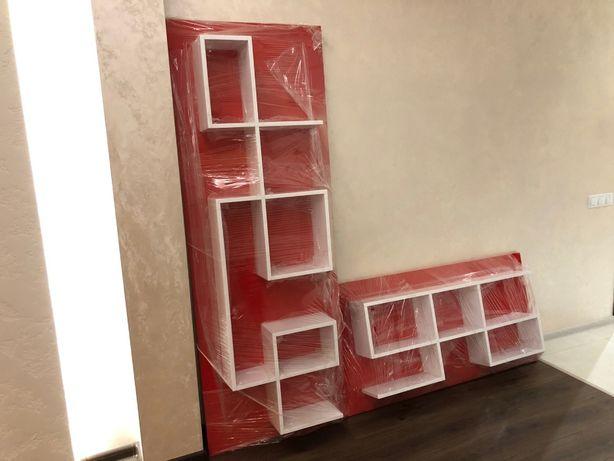 Мебель. Навесные полки