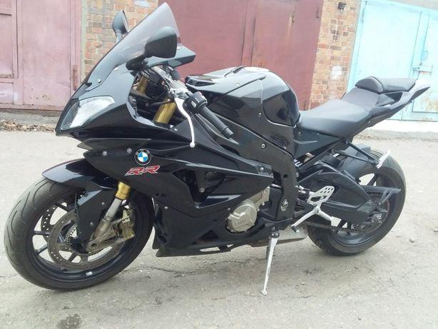 Мотоцикл BMW s 1000rr