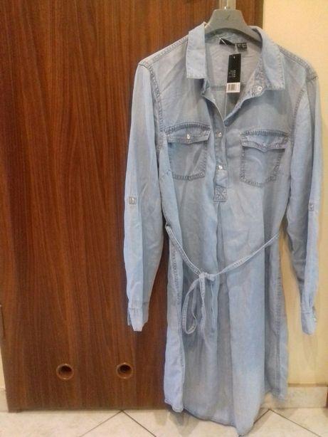 Sukienka jeansowa Nowa