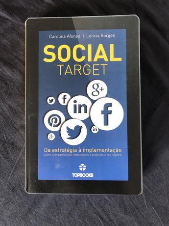 Social Target de Letícia Borges e Carolina Afonso