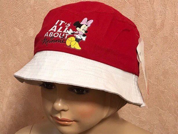 Панама Minnie Mouse для девочки 50р; 52р