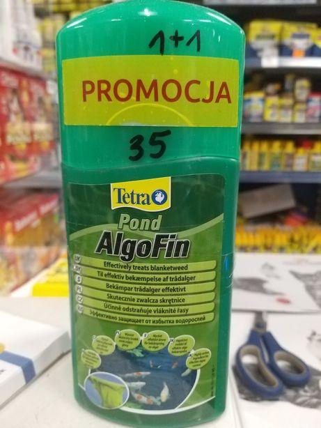 Preparat na glony 0.5 litra tetra AlgoFin do oczka