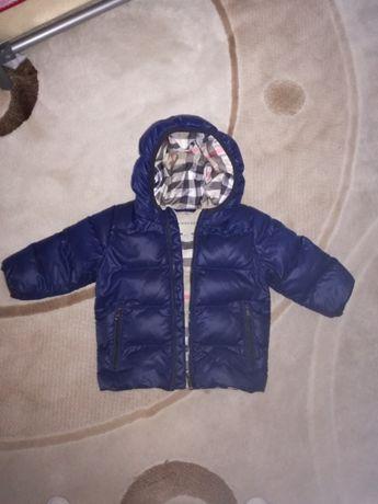 Зимняя куртка burberry