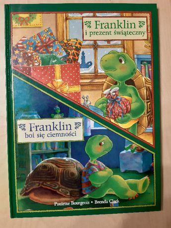 Franklin - książka z dwiema opowieściami Paulette Bourgeois