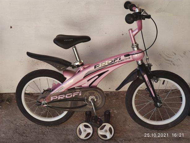 Детский велосипед Profi Projective 16