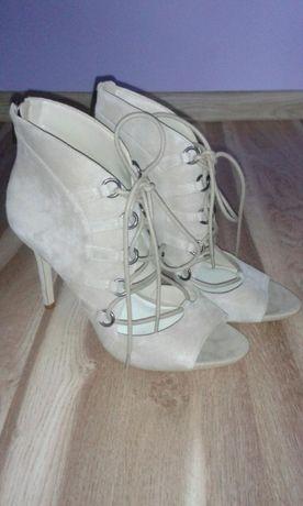 Śliczne sandały r. 39