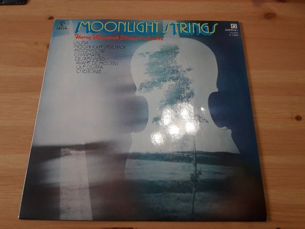Płyta winylowa Moonlight Strings vinyl